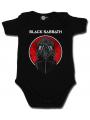 Black Sabbath body baby rock metal 2014 Metal-Baby