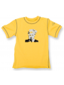 Madonna Baby T-shirt Lemon