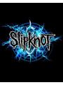 Slipknot Baby T-shirt Electric Blue