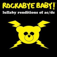 RockabyeBaby CD ACDC