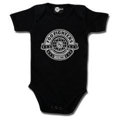 Foo Fighters Baby Body Logo
