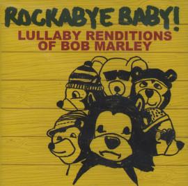 Rockabyebay Bob Marley CD