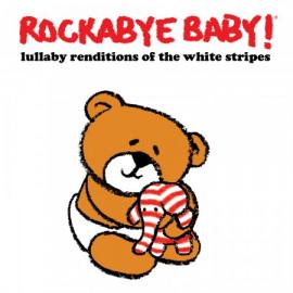 Rockabyebaby CD White Stripes
