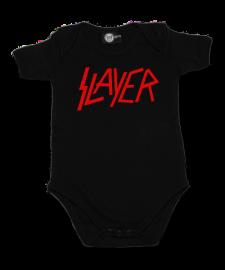 Slayer body baby rock metal Logo Slayer