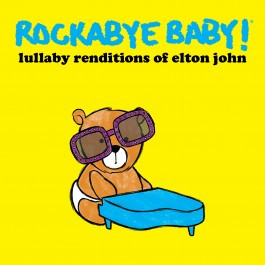 Rockabye Baby CD Elton John