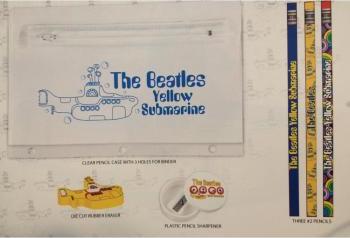 Beatles Kinder Schuletui