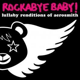 RockabyeBaby CD Aerosmith