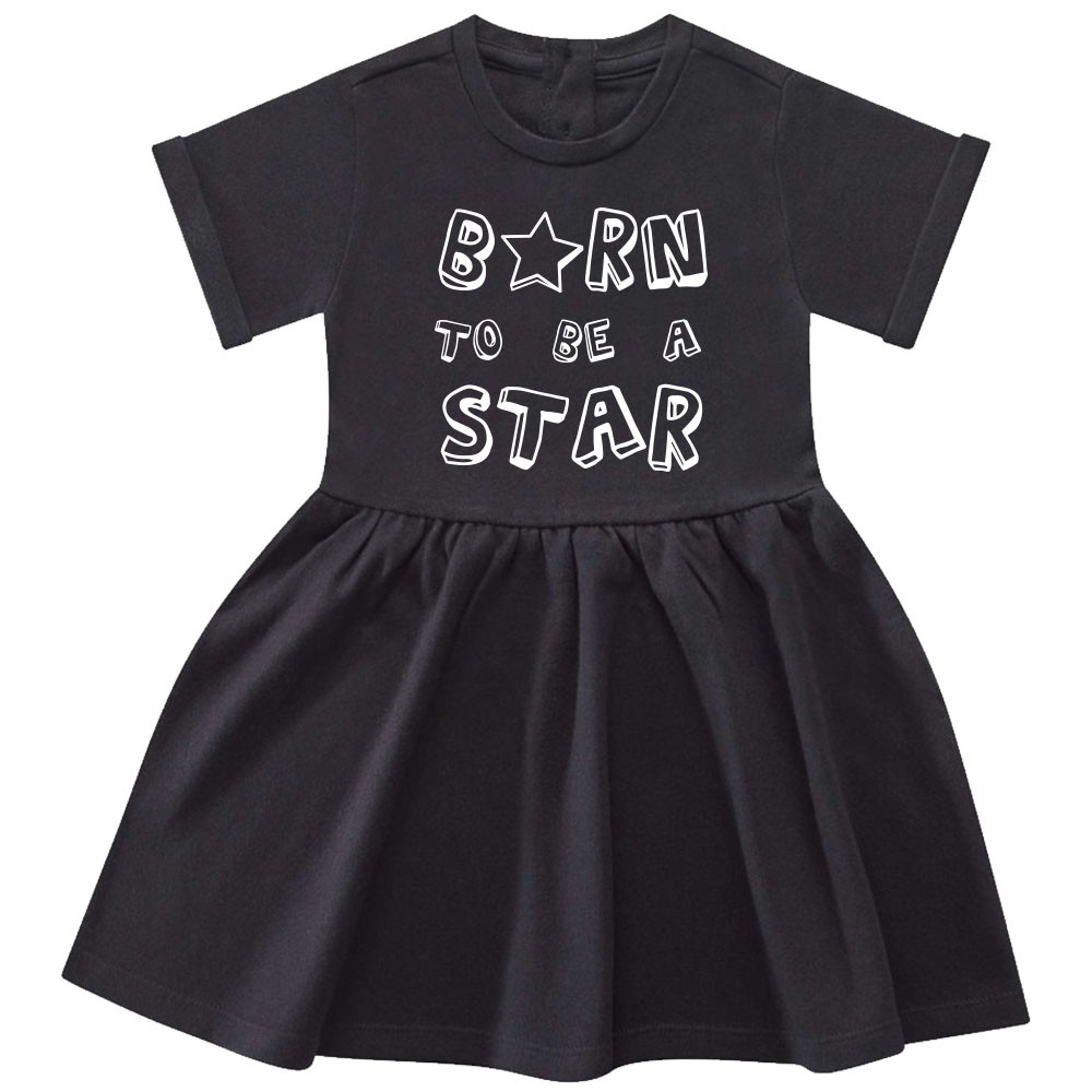 Born to be a star Baby Kleid