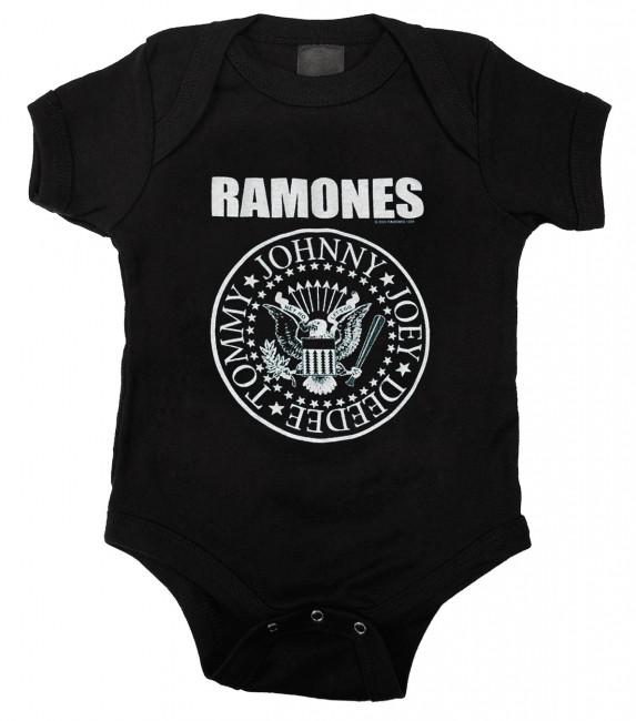 Ramones body baby rock metal