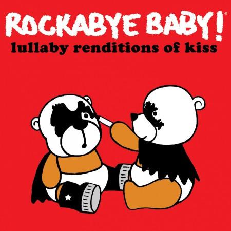 Rockabyebaby Kiss CD