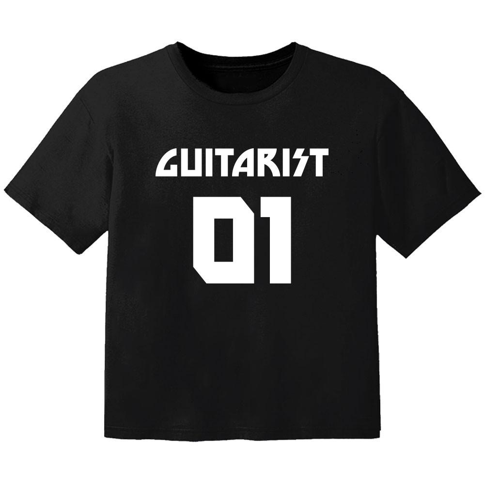 Rock Kinder Tshirt guitarist 01