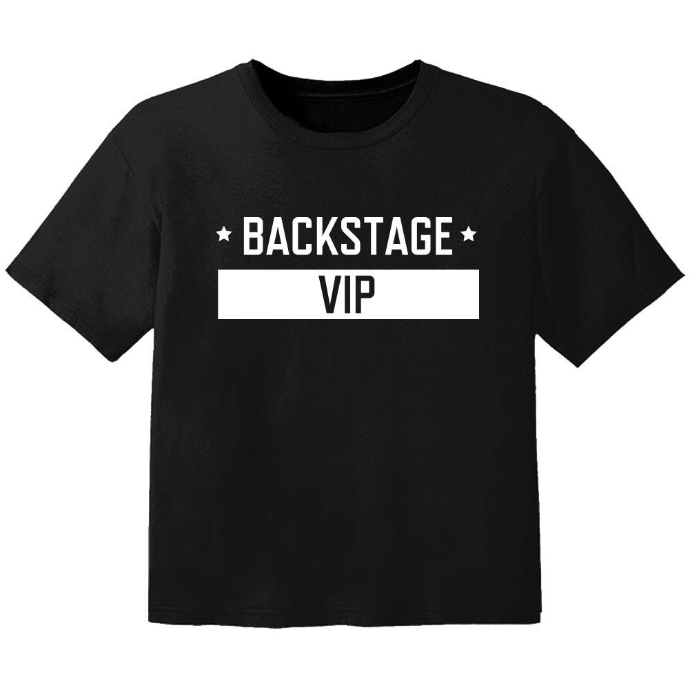 Cool Kinder t shirt backstage VIP