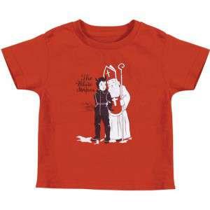 White Stripes Kinder T-shirt Krampus