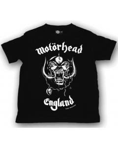 Motörhead Kinder T-Shirt England Motörhead