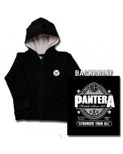 Pantera Stronger than all kinder Sweater/Kapuzenjacke (print on demand)