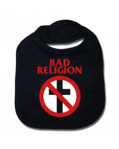 Bad Religion Baby Lätzchen Cross Cotton