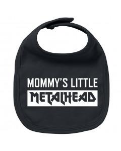 Metal Baby Lätzchen Mommy's little Metalhead