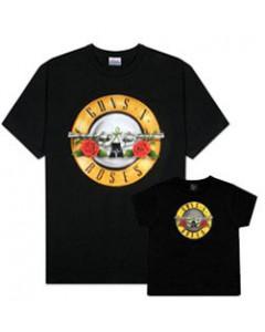 Duo Rockset Guns 'n Roses Vater-T-shirt & Kinder-T-shirt