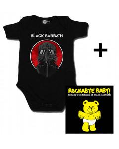 Black Sabbath Baby Body 2014 & Black Sabbath CD