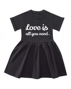 Love is al you need Baby Kleid