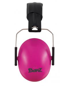 BabyBanz Gehörschutz für Kinder Pink
