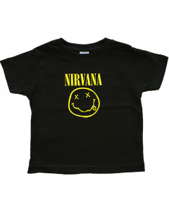 "Nirvana ""Smiley"" Kinder t-shirt"