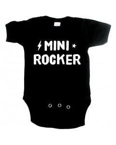 Rock Baby Strampler mini Rocker