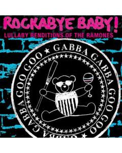 Rockabyebaby The Ramones CD