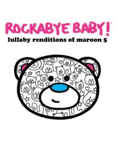 Rockabyebaby Maroon 5 CD