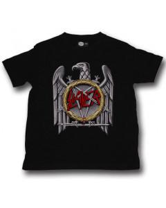 Slayer Kinder T-Shirt Silver Eagle