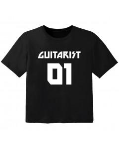 Rock Baby Shirt guitarist 01