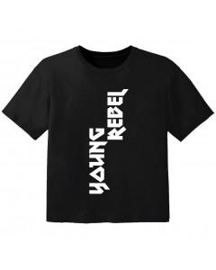 cool Baby Shirt young rebel