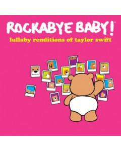 Rockabyebaby Taylor Swift CD