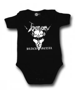 Venom Baby Body Black Metal Venom